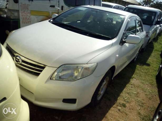Fresh import KCN Light interior white Toyota Axio Mombasa Island - image 1