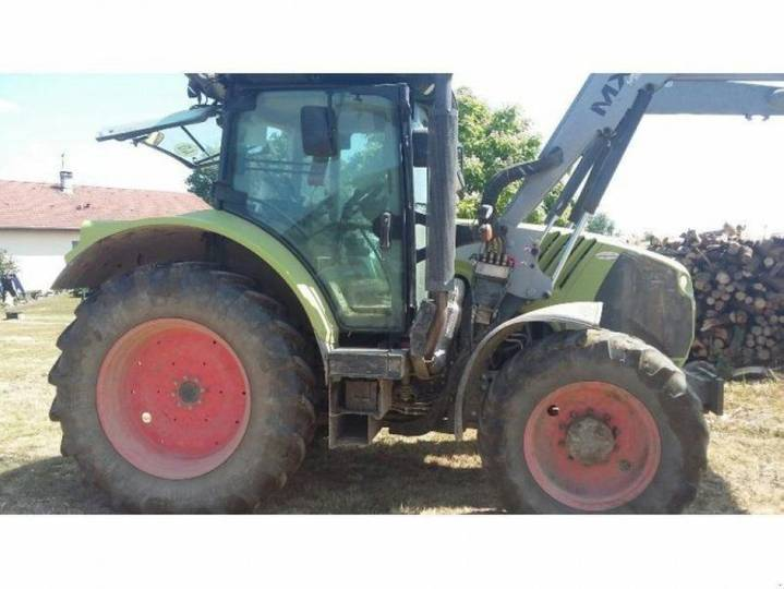 Claas arion 520 cis - 2014