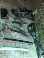 jetta 3 sime covers and dash and door cover parts