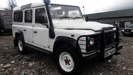 Clean Landrover 110