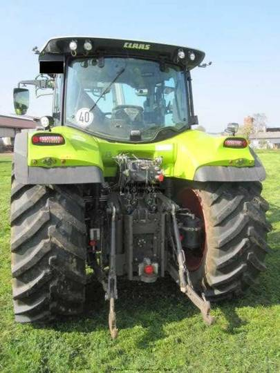 Claas arion 650 c-matic - 2016 - image 3