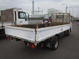 Mitsubishi / CANTER CHASSIS # FE74dv-51 year 2009