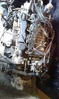 2013/12 FORD FIGO AMBIENTE DURATEC complete engine