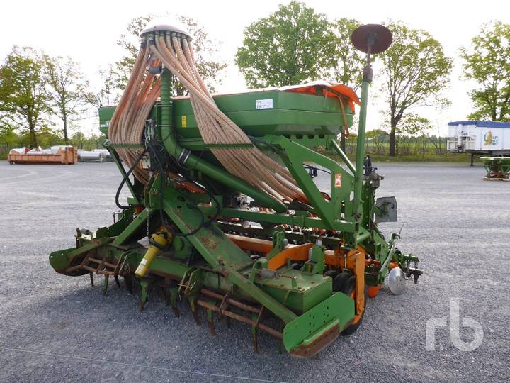 Amazone AD-P302 Air Seeder Combination