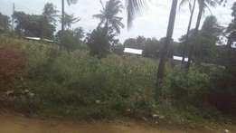 Plot on sale at utange maweni 50 by 100 price 1.6m