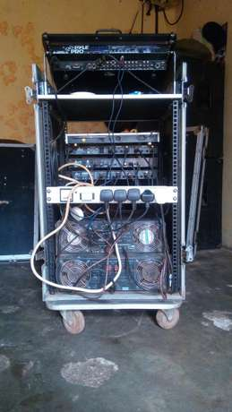 Complete DJ Rack for sale Kampala - image 3