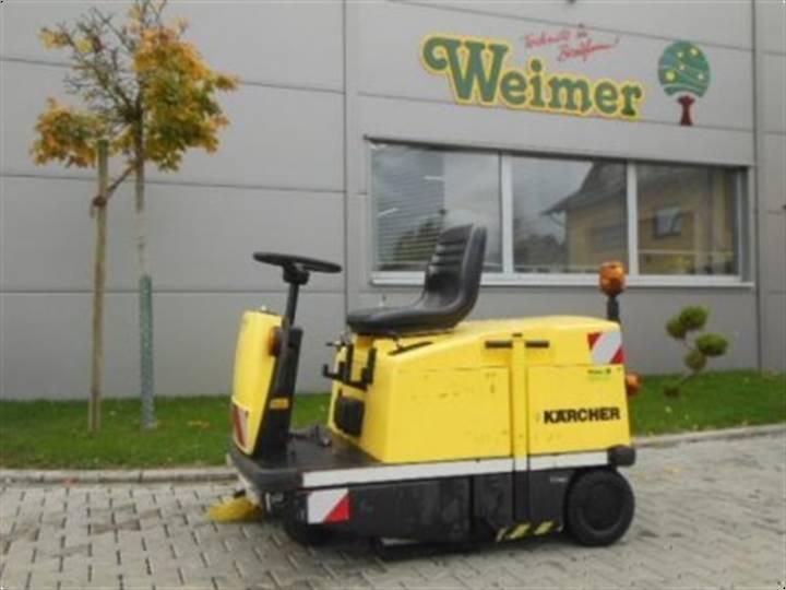 Kärcher KMR 1200 B - 1999