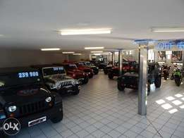 Need a Jeep? Call me now