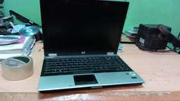 Hp elite book 6930p, dual core with 160hdd, 2gig ram, goes for 55k