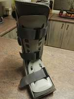 Large aircast moonboot