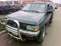Used Nissan Pathfinder 1999