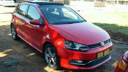Polo tsi with sunroof for sale