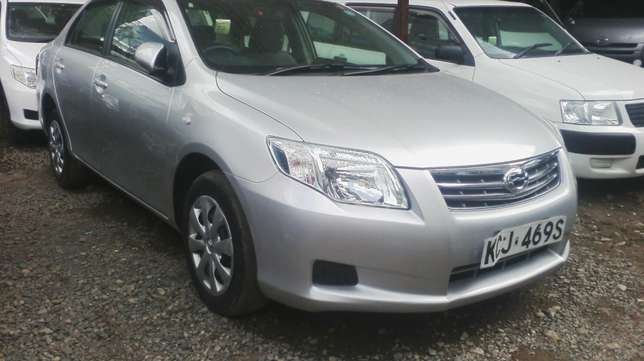 Toyota Axio, Year 2009. Price ksh 1,200,000. Parklands - image 1