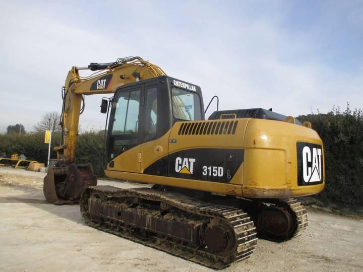 Caterpillar 315D - 2009