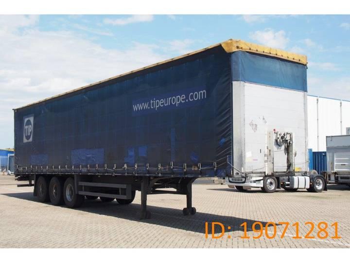 Schmitz Cargobull Tautliner - 2006
