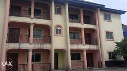 Spanking Newly Built King Size 2 Bedroom Flat for Rent in Woji PH