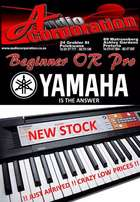 Audio Corp: Yamaha Keyboard Easter Sale
