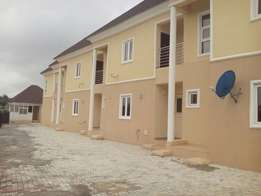 Beautiful 2bedroom terrace duplex (serviced) with BQ for rent