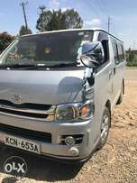 Hiace Slightly Used KCN Quick Sale