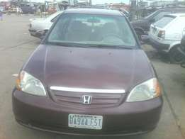 Honda Civic 2001 Forsale