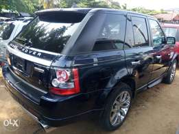 Range Rover Sport HSE Upgraded to 2012