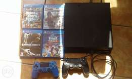 selling my ps 4