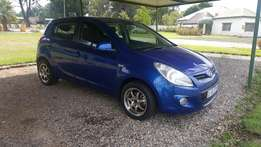 2012 Hyundai I20 1.4 with 50 000km full service history