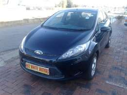 2009 Ford Fiesta 1.4 Ambiente 5-Door,69000kilo For R85,000