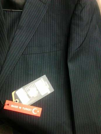 Stripped suits, black and navy blue, all sizes. FREE DELIVERY. Nairobi CBD - image 6