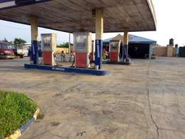 Functional filling station for Sale in Dada Estate. Osogbo. Osun state