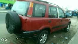 Clean Honda CRV with chilling AC