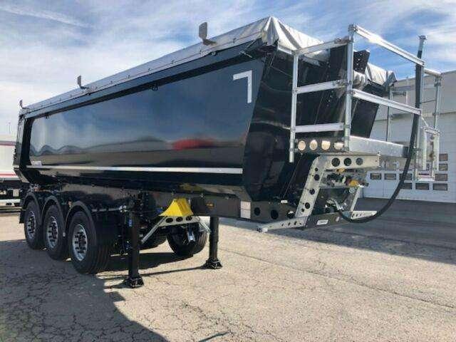 Schmitz Cargobull Ski 24 7.2 Neu 28.2 M³ Liftachse Miete/mietkauf