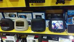 Avaliable in all colours TFT monitors