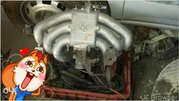 e30 BMW 2.0lt engine and gearbox