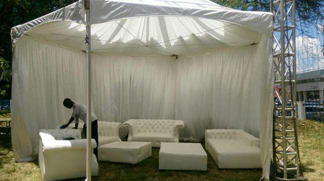Small activation tent 3*3*3 Nairobi CBD - image 3