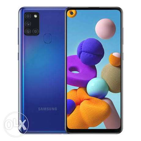 Samsung A21S 128G and 4G Ram