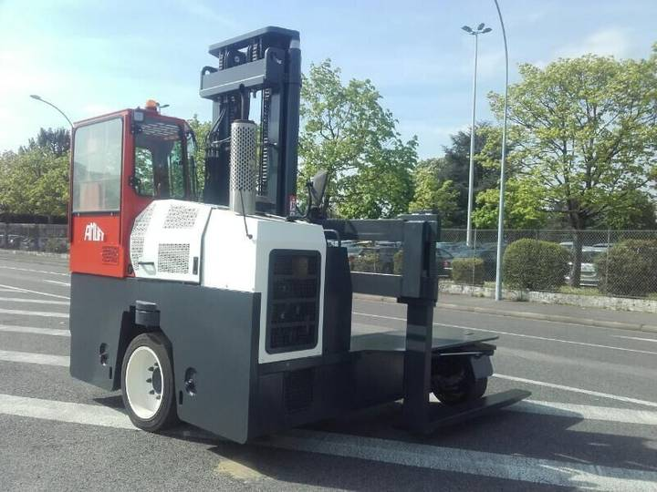 AMLIFT Combi 100-17-41 side loader - 2019