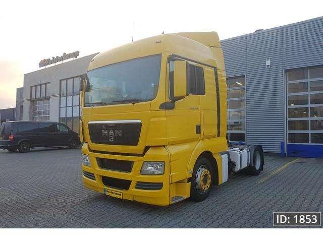 MAN Tgx 18.440 Xlx, Euro 4 - 2008