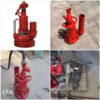 pneumatic immersion water pump for your irrigation