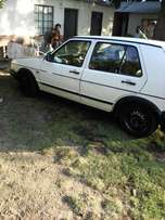 Golf 2 for parts