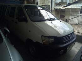 Clean Toyota Townace Petrol Auto