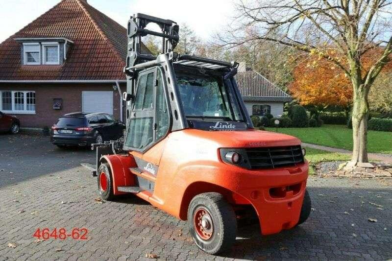 Linde H 80 D 02 1100 - 2012 - image 3