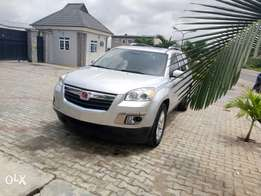 GMC outlook 4wd 3 seaters with full option