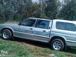 I am selling my ford leisure bakkie