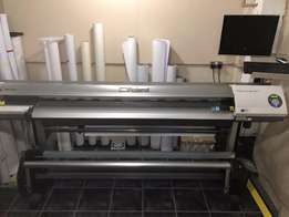 Roland RS-640 Large Format Printing Machine