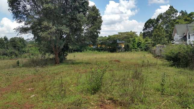 One acre in Kikuyu Thogoto along Green garden road at 29m negotiable. Kabete - image 3