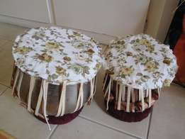 Tabla with rings and covers