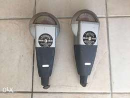 Vintage Duncan Parking Meter For Sale