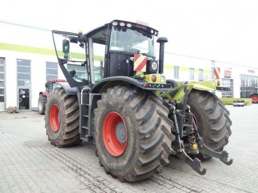 Claas xerion 3800 trac vc - 2012 - image 8