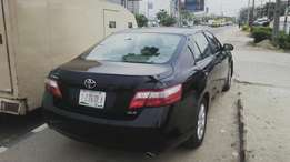 2007 Toyota Camry Xle neat.